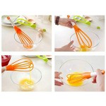 Triones Plastic Whisk, Small, Green