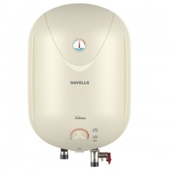 Havells Puro Turbo Electric Water Heater (Ivory)-15 litre
