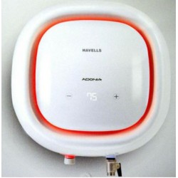 Havells Adonia  Digital  Electric Water Heater (White)-15 litre