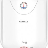 Havells Puro Turbo Electric Water Heater (White)-25 litre