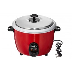 Pigeon  1.8L Double pot  Electric Rice Cooker (Red) 50Hz AC 700-Watt