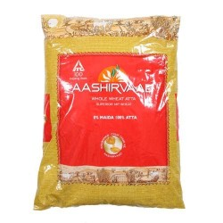 Aashirvaad Whole Wheat Atta (Goduma Pindi) - 1 Kg