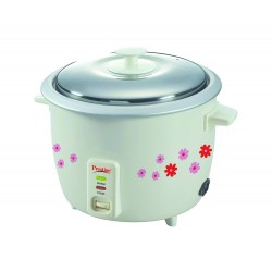 Prestige PRWO 1.8-2 Electric Rice Cooker 5years warranty