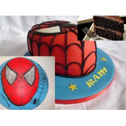 Spiderman Cool Cake - 2KG