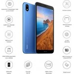 Redmi 7A (Matte Black, 32 GB)  (2 GB RAM)