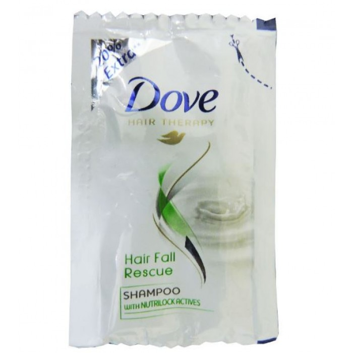 Dove Hair Fall Rescue Shampoo Sachet 5 5ml X 16 Sachets