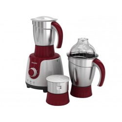 Philips HL 7710 600-Watt Mixer Grinder with 3 Jars