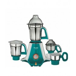Preethi ARIES Mixer Grinder White and Green