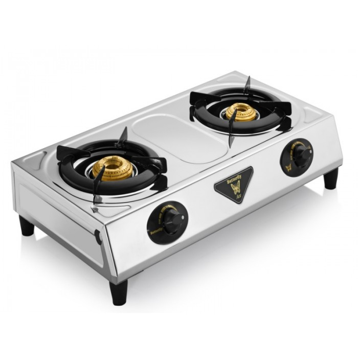 Butterfly Ace 2 Burner Gas Stove