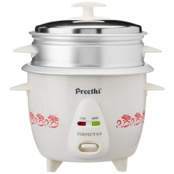 preethi rice cooker Perfect 0.6ltr (RC308)