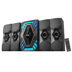 Zebronics Future -BT RUF Home Audio Speaker  (Black, 4.1 Channel)