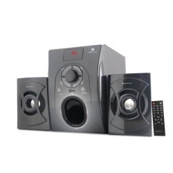 Zebronics -SW 531 RUF Home Audio Speaker  (Black, 2.1 Channel)