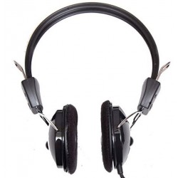 Quantum Headphone Qhm 888 With Mic Single 3.5mm  Jack