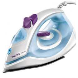 Philips GC1905 Steam Iron, 1440 W  (White and blue)