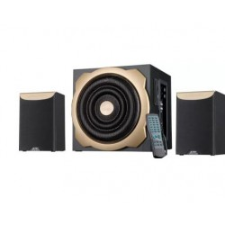 F&D A520U Home Audio Speaker  (Black, 2.1 Channel)