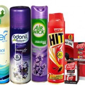 Repellents / Fresheners