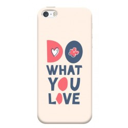 Designer Printed Back Case for  Iphone 5 gp-quotes-0001